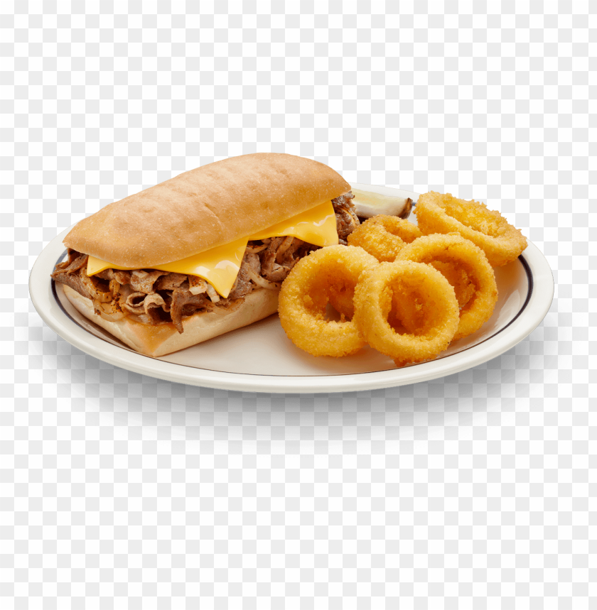 free PNG com/menus/main menu/sandwiches/ cheese steak stacker - philly cheese steak stacker PNG image with transparent background PNG images transparent