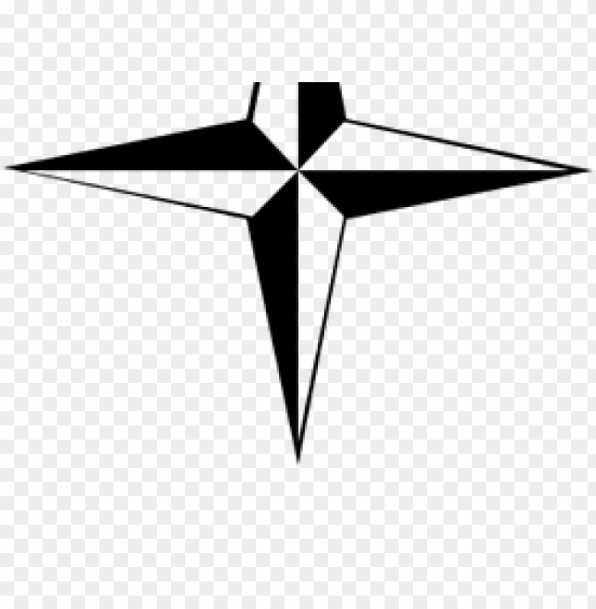 Compass Rose Clipart Black And White Png Image With Transparent Background Toppng