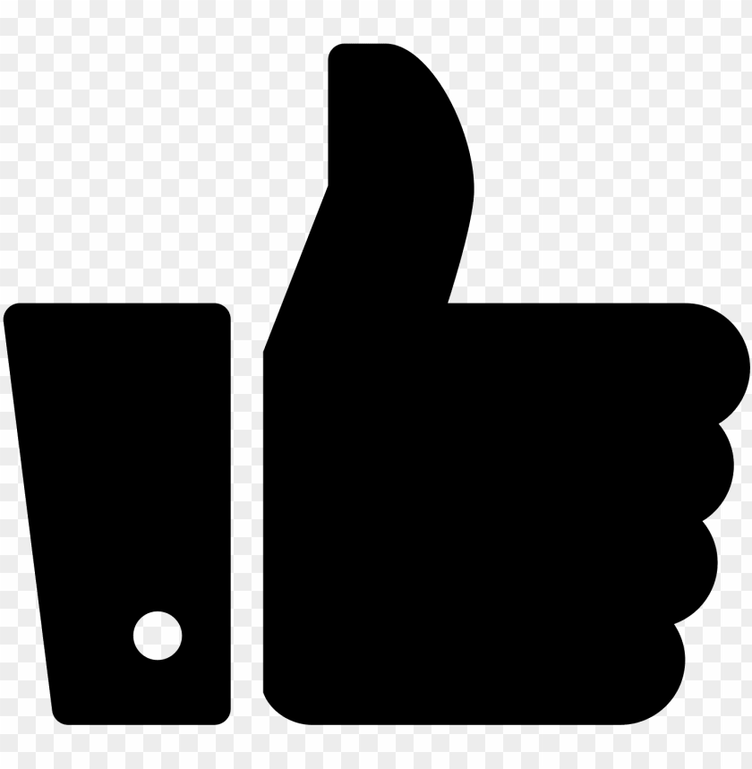 free PNG computer icons facebook like button facebook like button - facebook like logo black PNG image with transparent background PNG images transparent