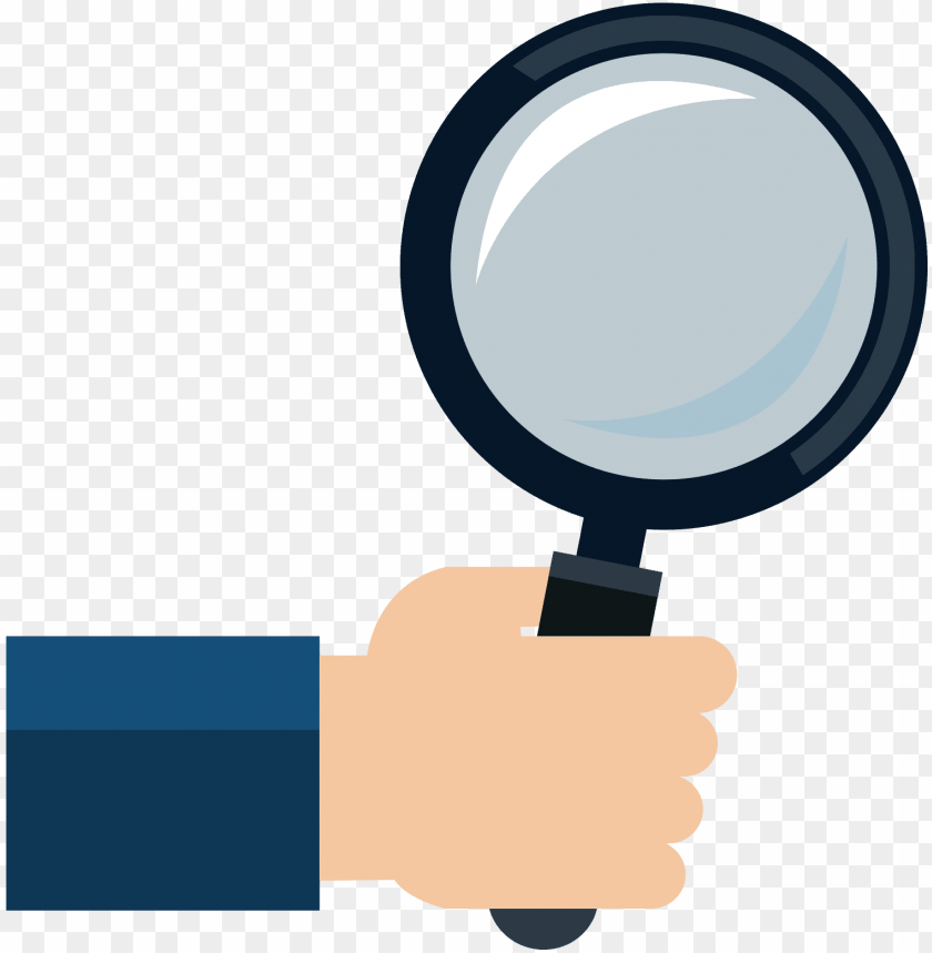 free PNG computer mouse magnifying glass hand icon - magnifying glass icon transparent PNG image with transparent background PNG images transparent