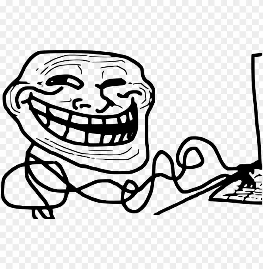 Download Computer Troll Png Images Background Toppng