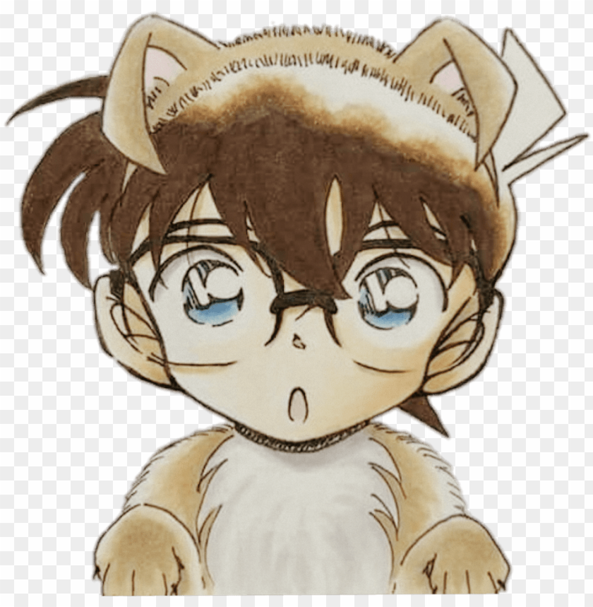 free PNG conan cute PNG image with transparent background PNG images transparent
