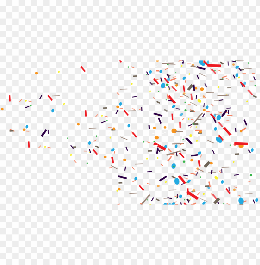 free PNG confetti png free download - confetti PNG image with transparent background PNG images transparent