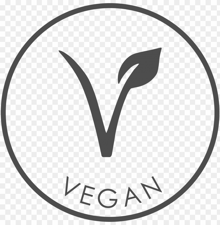 free PNG conscious cosmetics - vegan icon transparent black & white PNG image with transparent background PNG images transparent