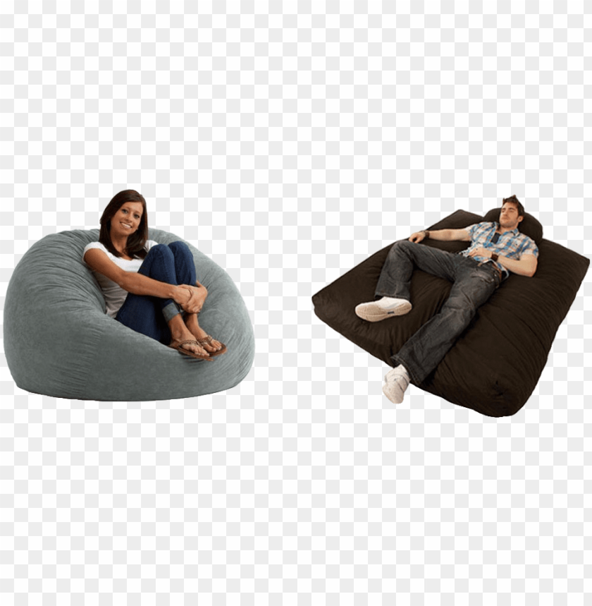 Magnificent Convertible Beanbag With A Bed Inside Bean Bag Chair Png Alphanode Cool Chair Designs And Ideas Alphanodeonline