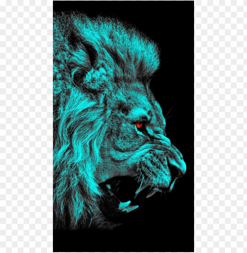 free PNG lion Cool photo background phone PNG images transparent