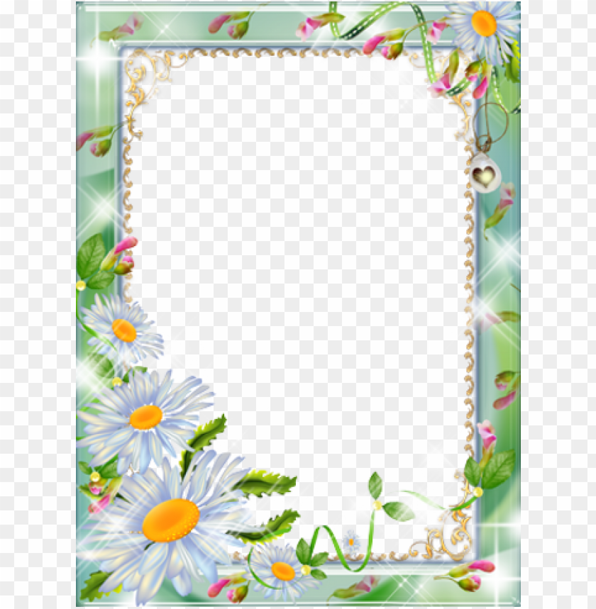 free PNG cool spring flower backgrounds mothers day photo frames - mothers day photo frame PNG image with transparent background PNG images transparent