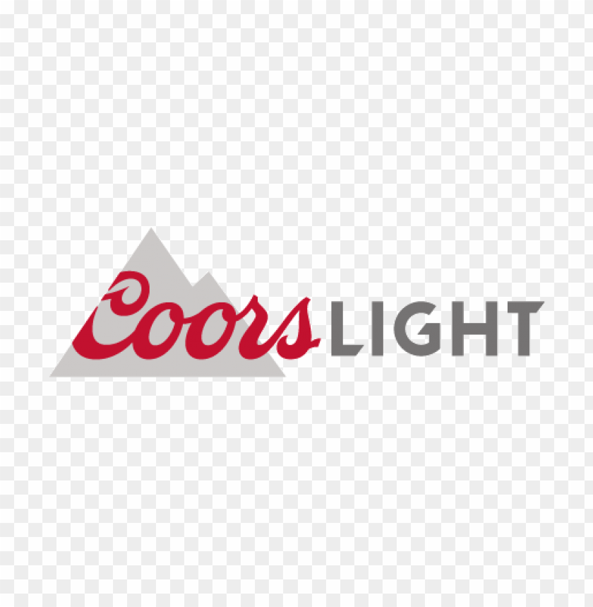 free PNG coors light beer logo vector PNG images transparent
