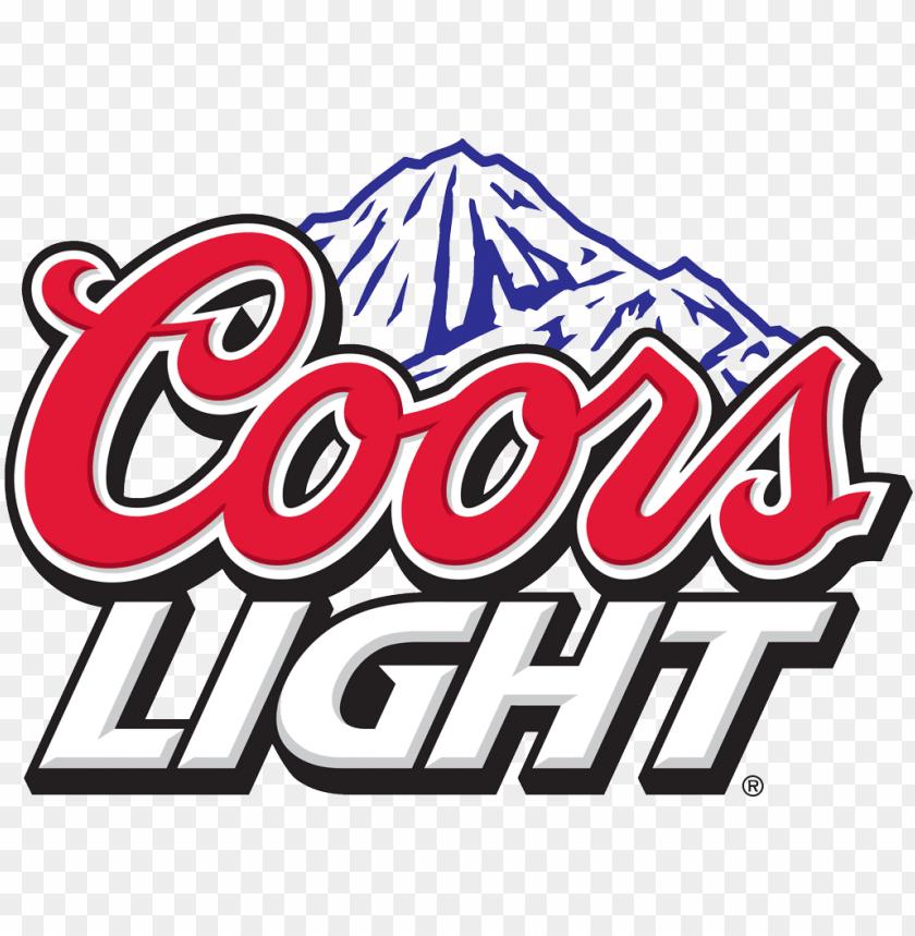 free PNG coors light logo - coors light logo sv PNG image with transparent background PNG images transparent