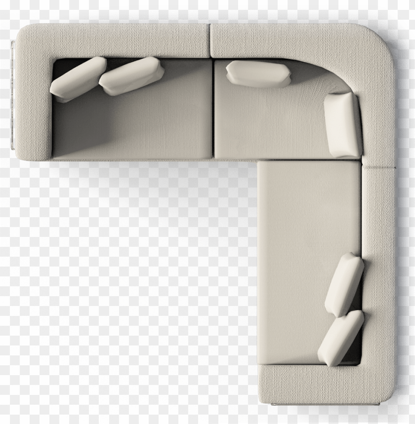 free PNG corner sofa top view PNG image with transparent background PNG images transparent