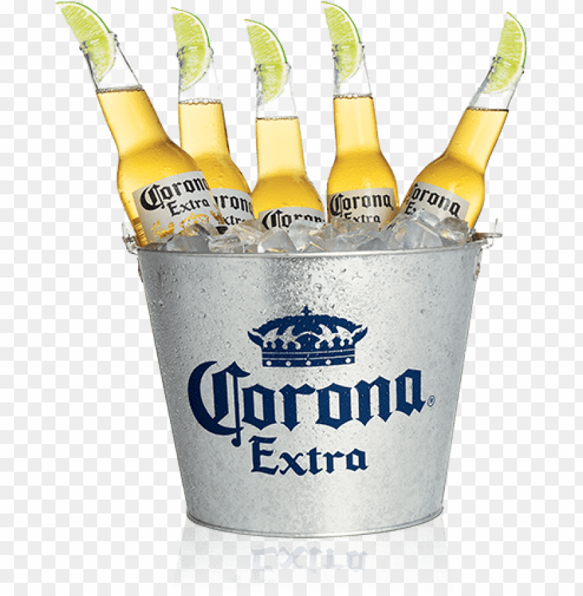 Corona Bucket Png Image With Transparent Background Toppng