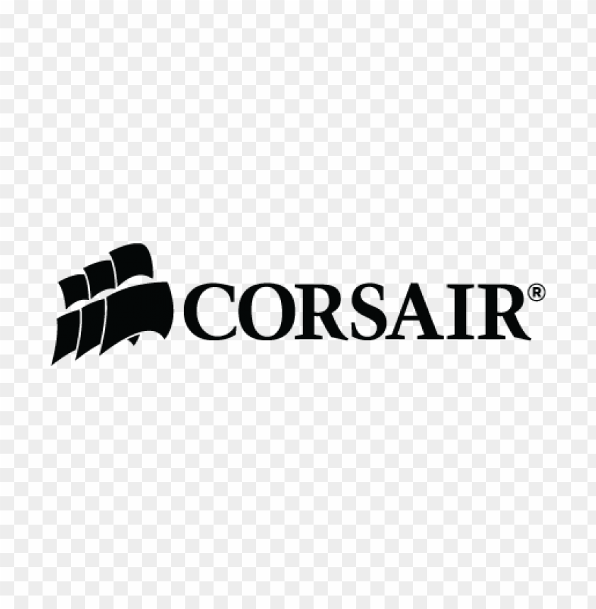free PNG corsair logo vector PNG images transparent