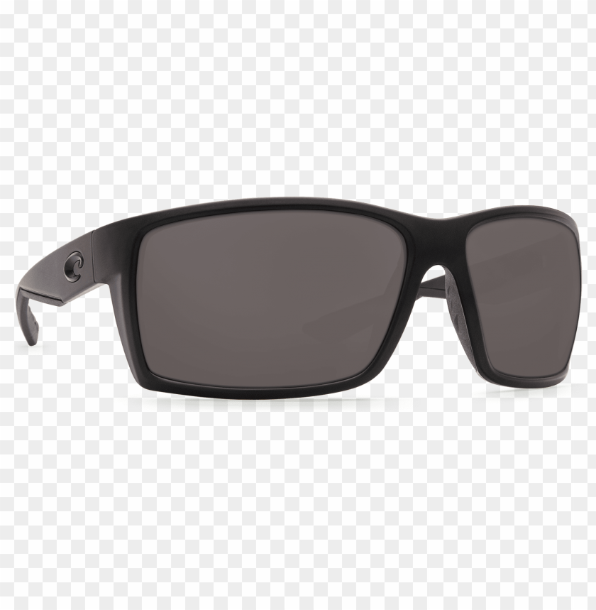 free PNG costa del mar reefton sunglasses in blackout, tr-90 - costa del mar reefton sunglasses-blackout-580p copper PNG image with transparent background PNG images transparent