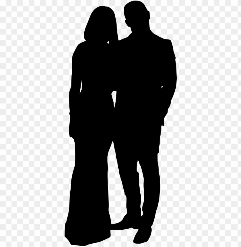free PNG couple silhouette png - Free PNG Images PNG images transparent