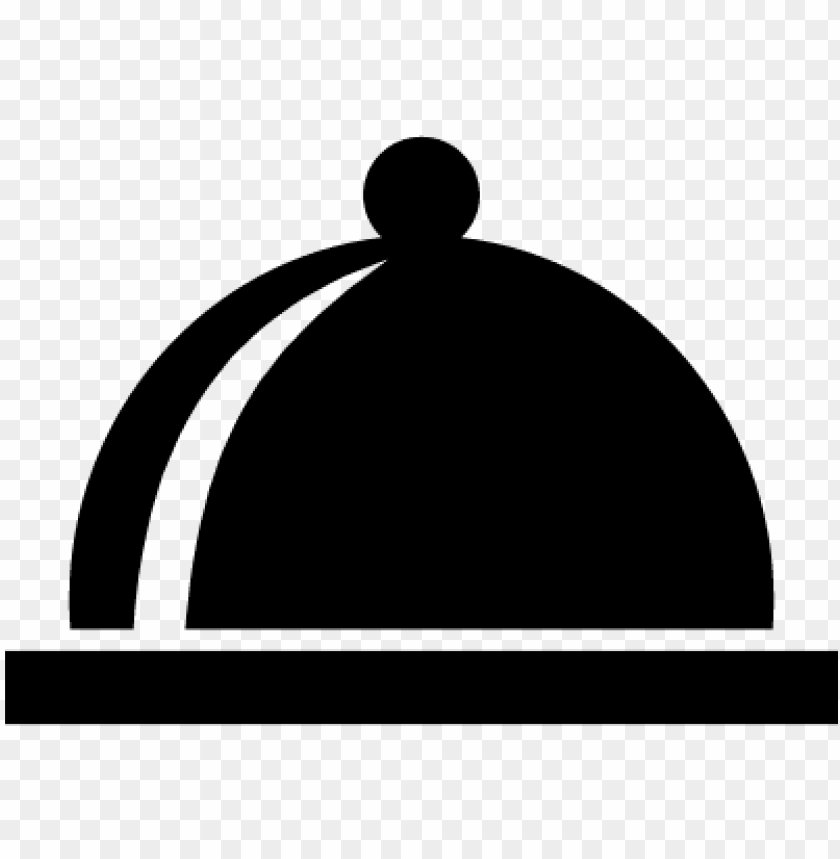 free PNG covered plate of food vector - icon food plate PNG image with transparent background PNG images transparent