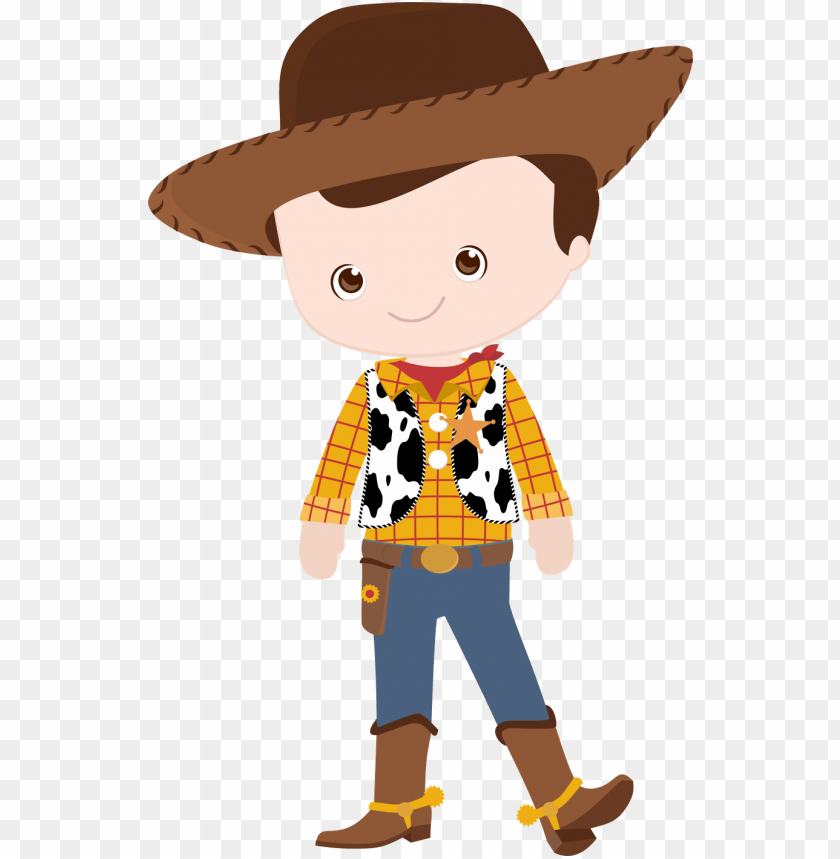Cowboy Clipart Woody Woody Toy Story Baby Png Image With