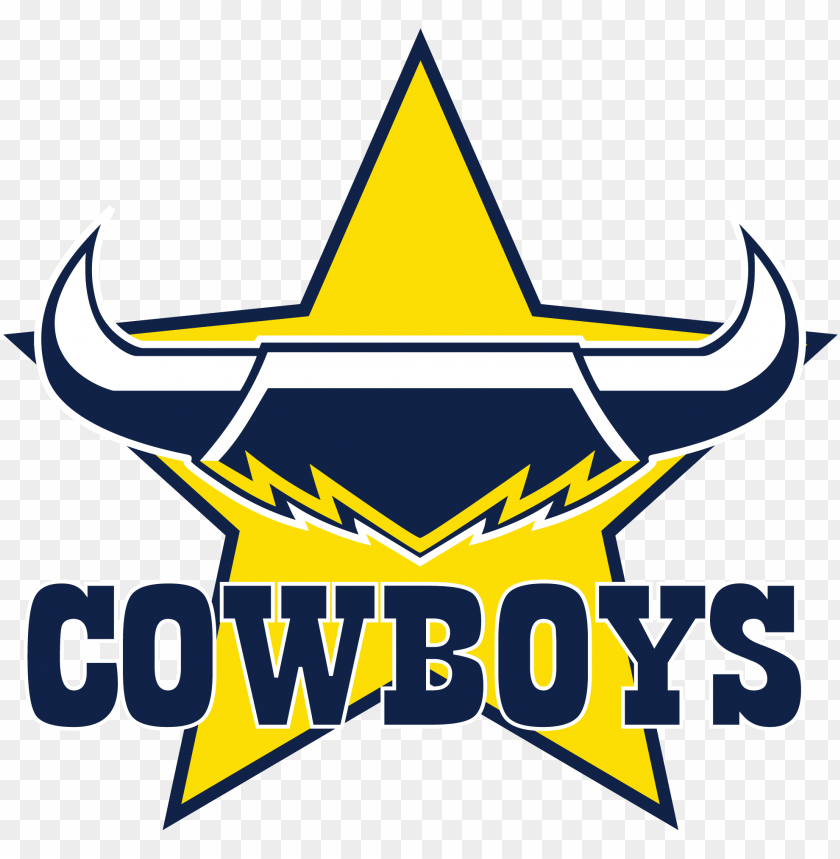 Cowboys Tickets Logo Google Nfl Football Tag Rugby North Queensland Cowboys Logo Png Image With Transparent Background Toppng