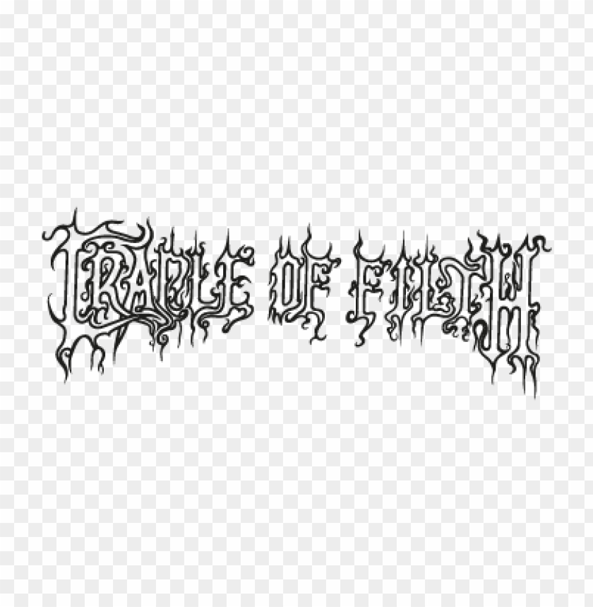free PNG cradle of filth vector logo PNG images transparent