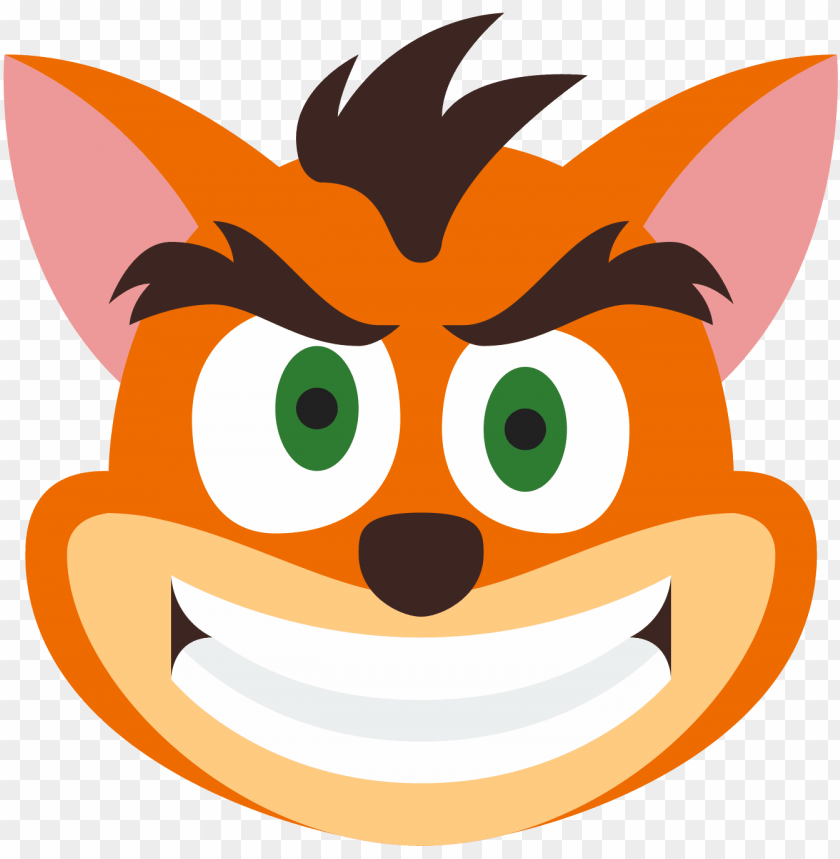 free PNG crash bandicoot icon - crash bandicoot icon PNG image with transparent background PNG images transparent