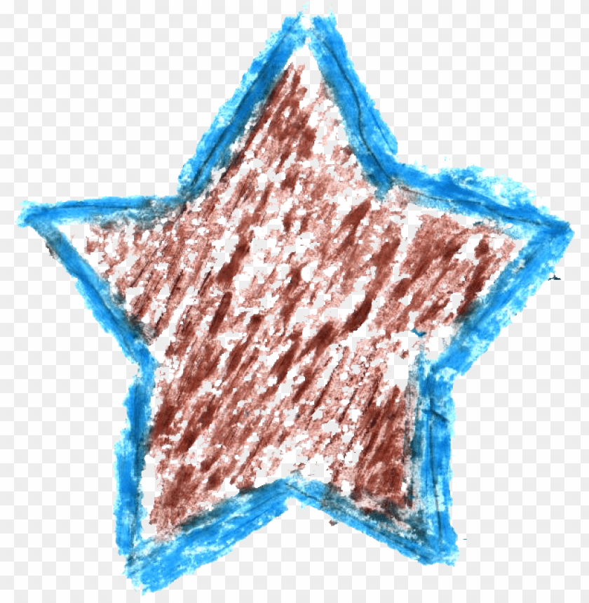 free PNG Crayon Star Drawing png - Free PNG Images PNG images transparent