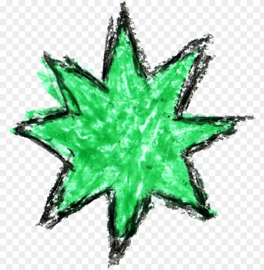 Crayon Star Drawing png - Free PNG Images@toppng.com