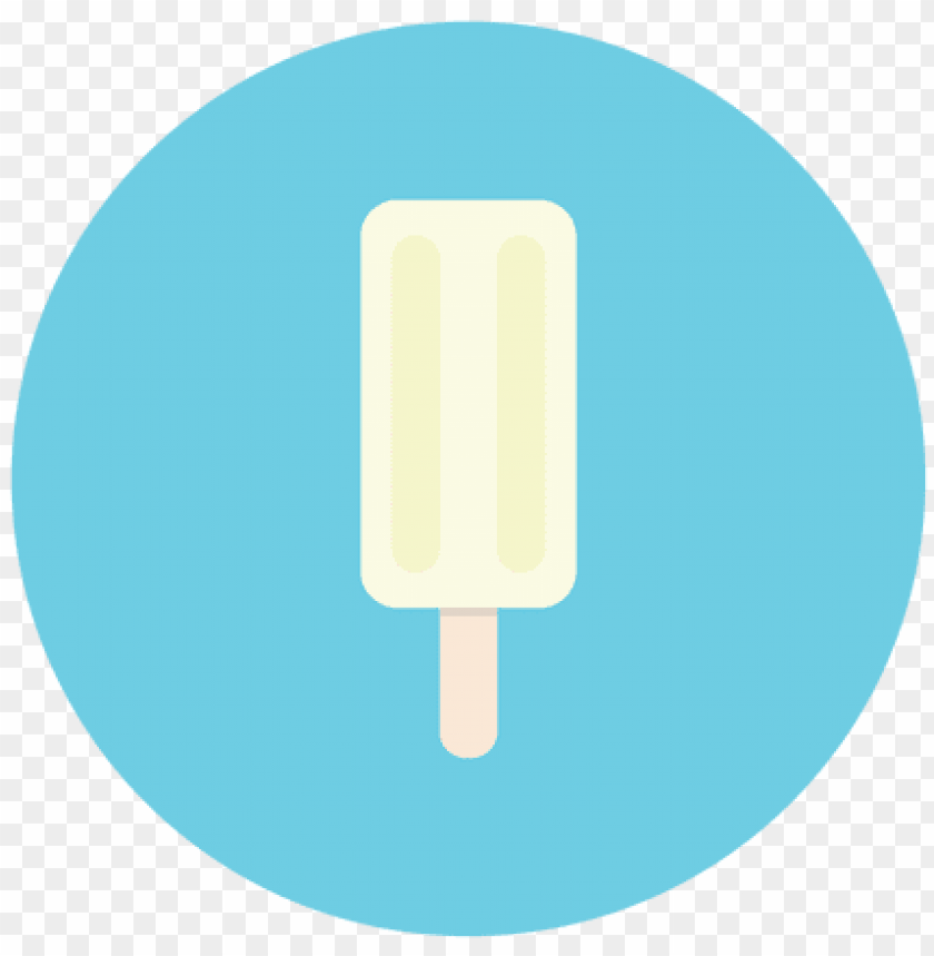 free PNG cream, creme, dessert, sweet, ice, freezing, stick - ice cream flat PNG image with transparent background PNG images transparent
