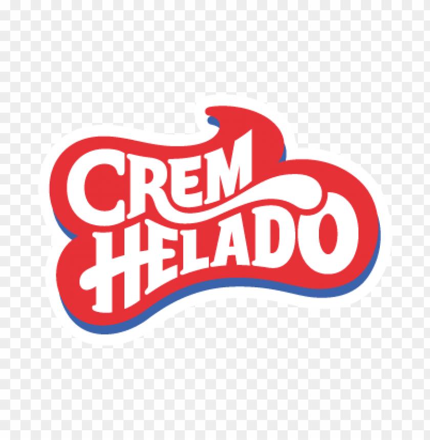 free PNG crem helado vector logo PNG images transparent