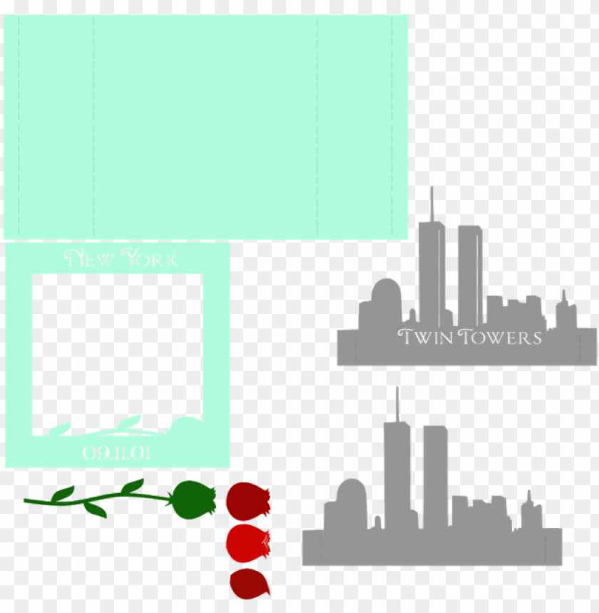 free PNG cricut lovers guide to design space - new york city skyline silhouette PNG image with transparent background PNG images transparent