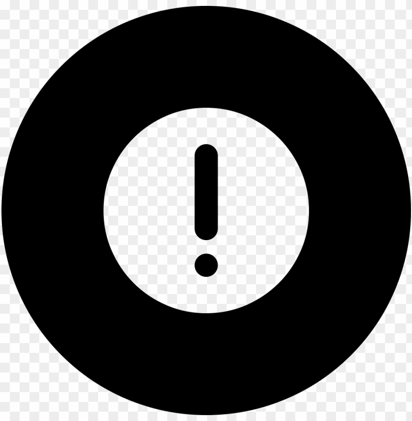 Crisis Of Confidence Comments Youtube Icon Black Circle