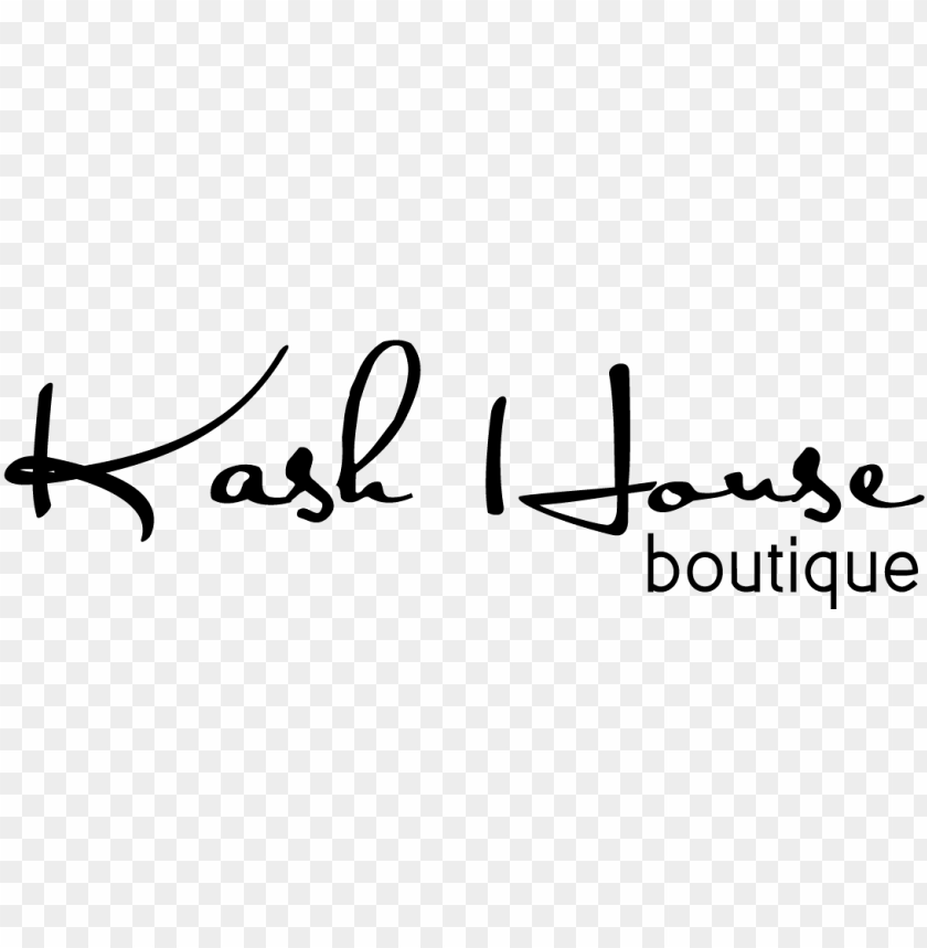 free PNG cropped kash house logo 011 - logo PNG image with transparent background PNG images transparent