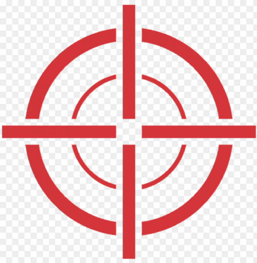 Crosshair Png Cliparts Goal Ico Png Image With Transparent