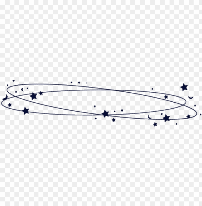 free PNG crown black blackcrown stars starcrown aesthetic space - soft edit overlay PNG image with transparent background PNG images transparent