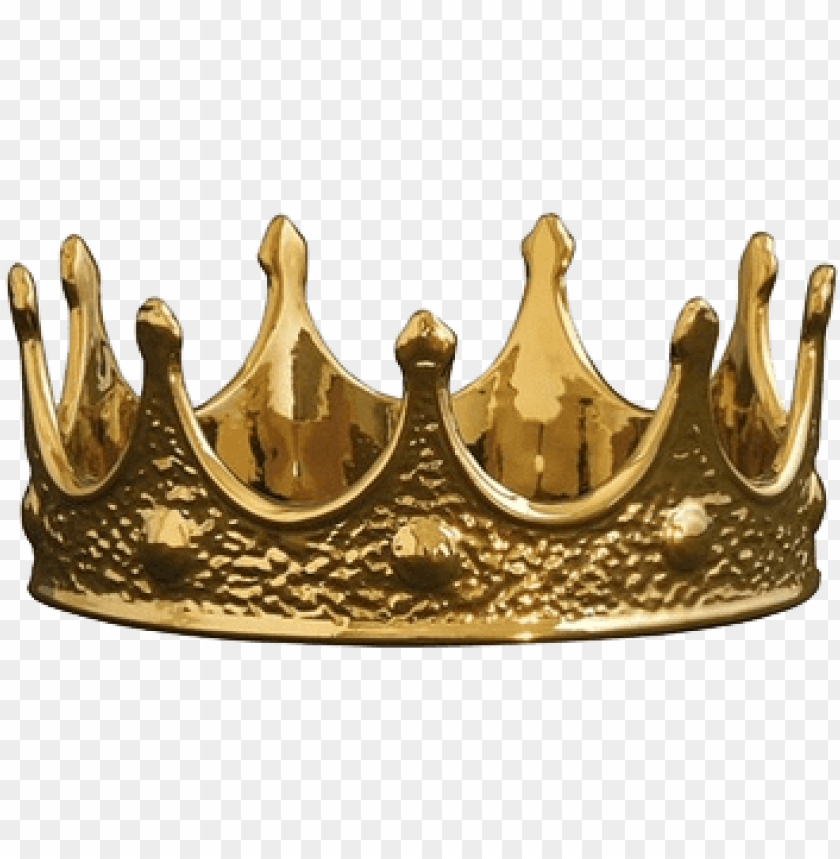 free PNG crown png - seletti - limited gold edition - my crow PNG image with transparent background PNG images transparent
