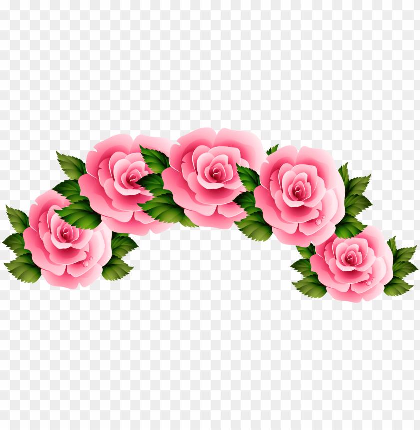 Crown Rosecrown Flowercrown Cute Aesthetic Tumblr Trans Hybrid