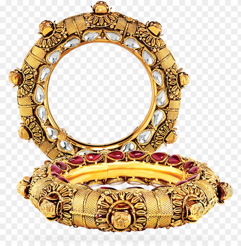 free PNG crowned bangles - bridal diamond notandas PNG image with transparent background PNG images transparent