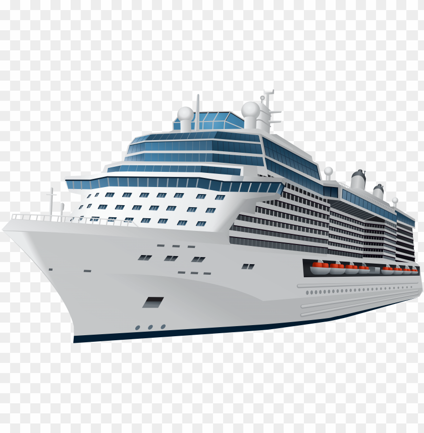 Cruise Ship Transparent Png Clip Art Image Cruise Ship Clip Art Png Image With Transparent Background Toppng