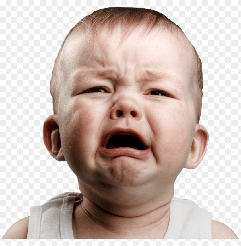 free PNG crying baby white background - baby crying transparent background PNG image with transparent background PNG images transparent