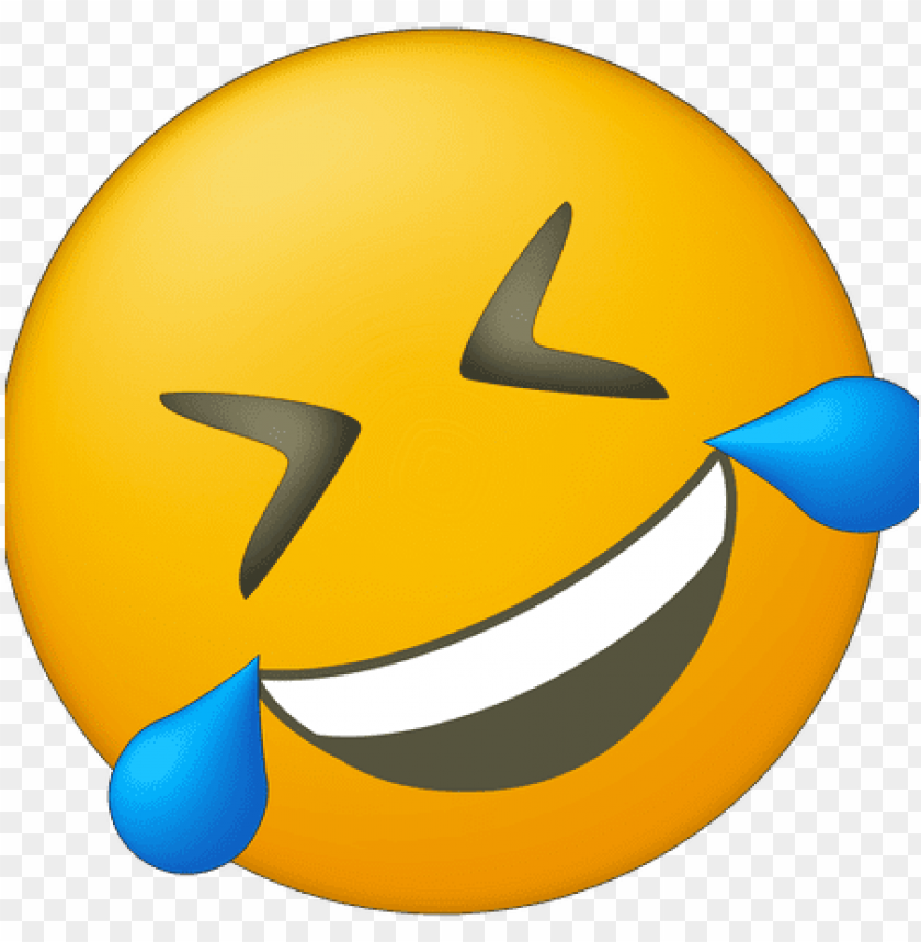 Crying Laughing Emoji Png Image With Transparent Background Toppng