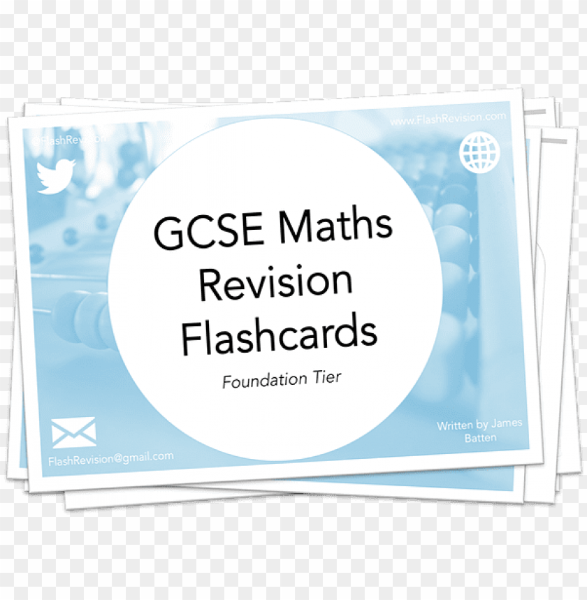 free PNG cse maths (foundation) revision flashcards - graphic desi PNG image with transparent background PNG images transparent