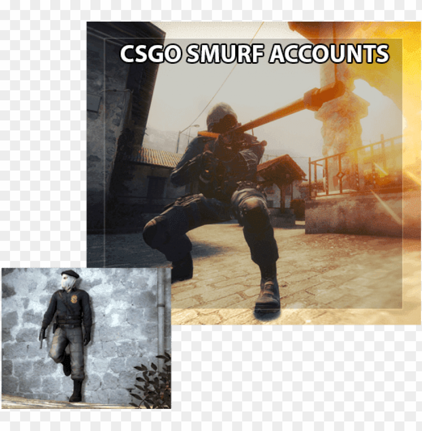 free PNG csgo smurf accounts - cs go best PNG image with transparent background PNG images transparent