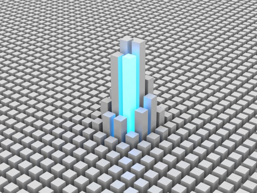 free PNG cubes, shapes, space, glow, building background PNG images transparent