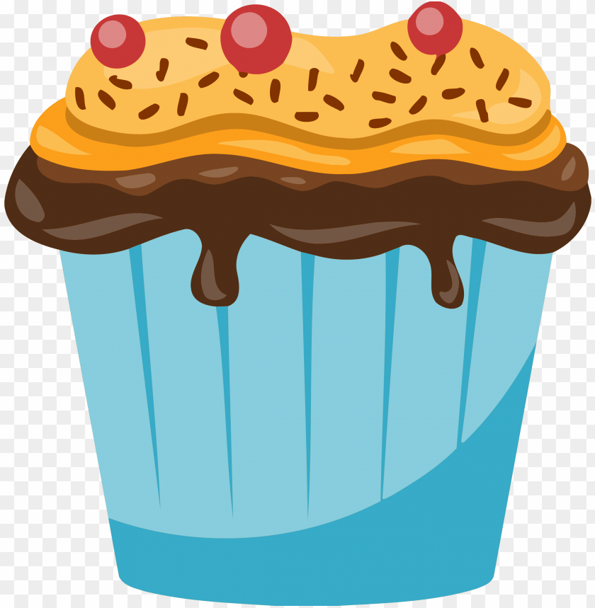 free PNG cupcake birthday cake- cupcake birthday cake PNG image with transparent background PNG images transparent