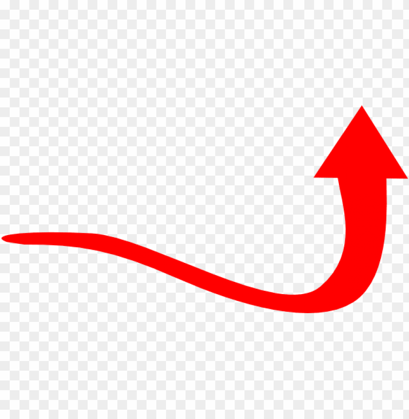 free PNG curved clipart red arrow - curved red arrow PNG image with transparent background PNG images transparent