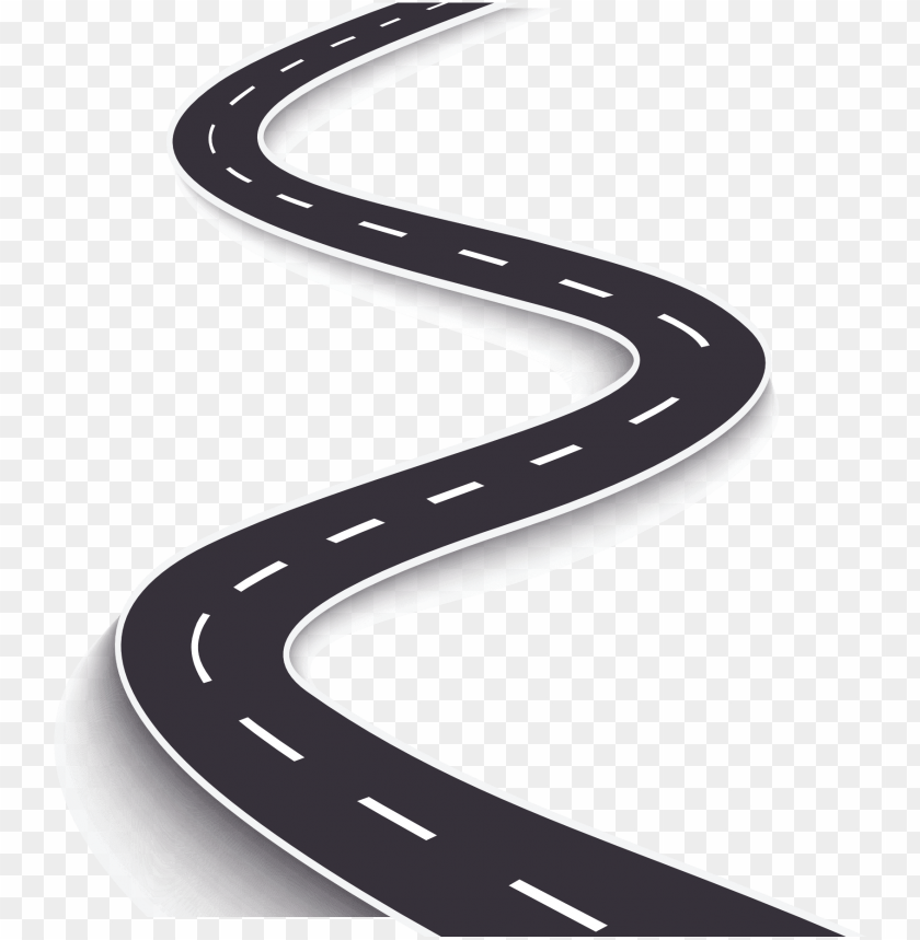 Curvy Road Png Image Royalty Free Download Transparent Cartoon Windy Road Png Image With Transparent Background Toppng