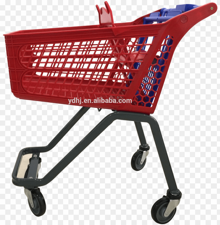 free PNG custom grocery best heavy duty plastic shopping trolley - shopping cart PNG image with transparent background PNG images transparent