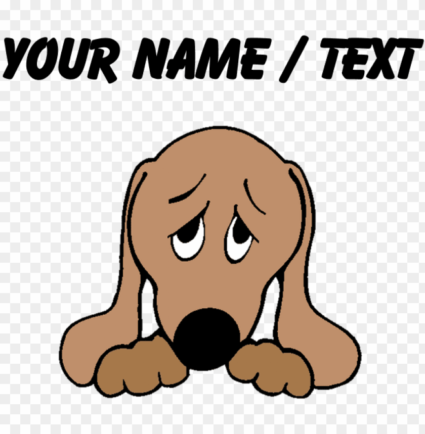 free PNG custom sad dog pillow case - sad dog face PNG image with transparent background PNG images transparent