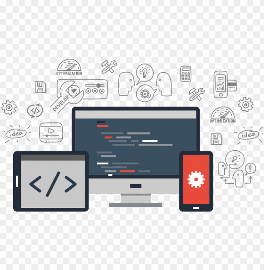 free PNG custom software development - custom software application development PNG image with transparent background PNG images transparent