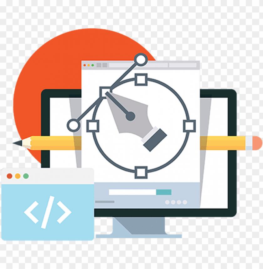 free PNG custom web development - web development PNG image with transparent background PNG images transparent