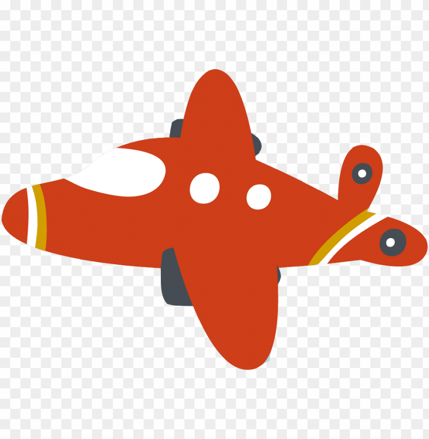 free PNG cute airplane vector PNG image with transparent background PNG images transparent