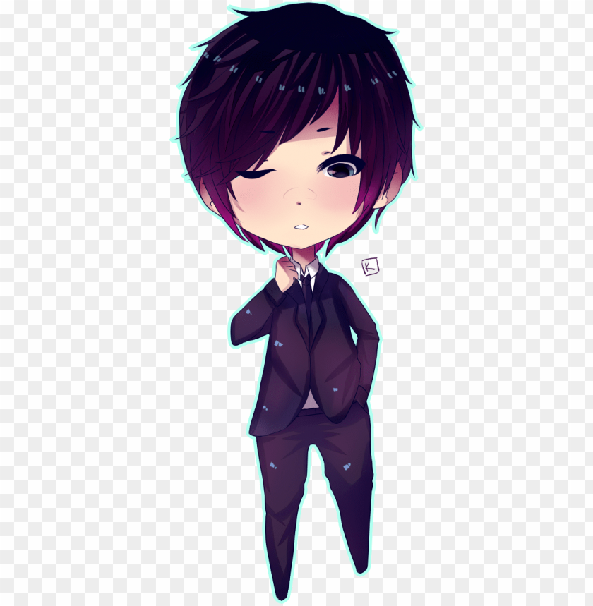 free PNG cute anime boy transparent clipart free download ya - chibi cute anime boy PNG image with transparent background PNG images transparent